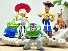 Toy Story Woody Buzz Lightyear de Toy Story Jessie Bullseye 5 figura apelmaza JXU
