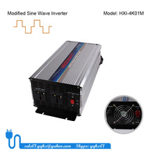 square wave dc input ac output 12v 4kw 230v 50hz inverter for solar system/solar panel, made in China