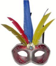 Colorful Venice Mask