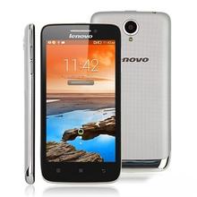 cheap smartphone sliver/white lenovo s650 vibe china phone quad core smart phone