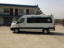 CNCAC V80 Special Ambulance manufacturer