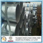hot dip galvanized steel pipe/used scaffolding steel pipe for DNX