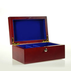 New Design Fashion Diy Wooden Jewelry Case,