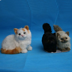 plush real looking jumping rocking plush dinky stuffed furry animal chia pet