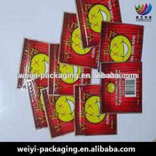 Customized king kong rainbow 3g herbal incense bag