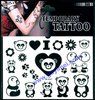 Crown Diamond Temporary Body Tattoo Stickers, Water Transferred, Customized