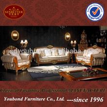 10050 European style living room classic sofa set