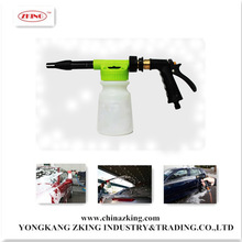 car wash foam equipment