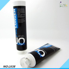 Packaging tube wholesale hand cream cosmetic aluminum packaging tube for hair extensions