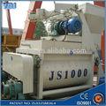 popular js1000 elétricos portáteis usados betoneiras para venda