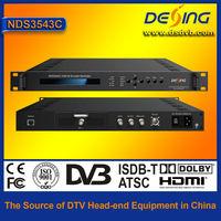 NDS3543C dvb-s2 8psk uplink modulator,hdmi modulator