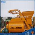 popular 1000l elétrico utilizado misturador concreto portátil