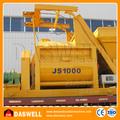 js1500 mejor venta de cemento automática fija mezclador de hormigón de la máquina