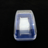 Plastic watch packing boxes, hard plastic box packaging, hard packaging, jewelry boxes, watch boxes