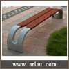 FW220 WPC Bench Waiting Bench Leisure Bench