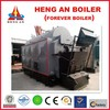 Low price wholesale water fire tube coal/wood fired steam boiler