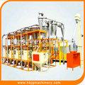 Molienda de harina de proceso, bajo precio del molino de harina, harina de trigo compacto molino