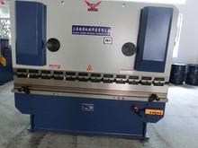 manual sheet metal press brake machine