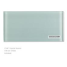 Beautiful Colors 3*6 inch Crystal Grey Subway Tile