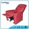 conforto massagem posição de trendelenburg cadeira elevador