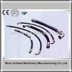 High-pressure oil pipe of Hydraulic press machine's accessories area