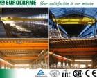 Electric Double Girder Overhead Bridge Crane 30 ton, 35 ton, 50 ton