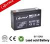 alarm system Battery 6V 10ah