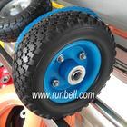 PU foam wheels for lawnmower