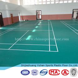 High quality fire retardant pvc floor