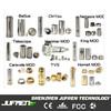 Alibaba supply magnetic firing switch 18650/26650 mod jufren magneto mechanical mod clone