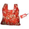 210D foldable shopping bag polyester