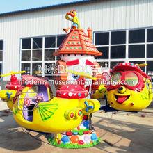 Attraction big eye plane amusement children ride