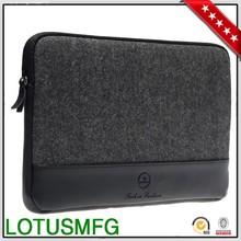 Neoprene Notebook Sleeve Fabric Laptop Sleeve for Macbook Air 13 Case