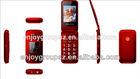 "2.4"" Dual SIM Big Button Dual Screen W30A GSM cheap custom phones"