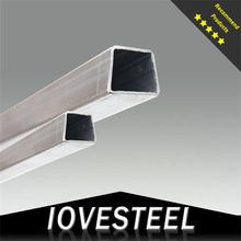 Iovesteel stair stainless steel balusters 2012 high frequency welding stainless steel rounded square pipes making machine