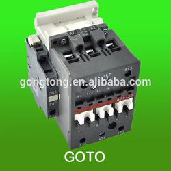 A series ac/dc contactor