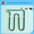 110v 220v por encargo tubular horno tostador piezas de cromo níquel elemento de calefacción de ul