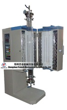 compact lab self-tuning PID control upright tube furnace