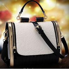 E736 gift shop wholesale stylish print flower cross body bag
