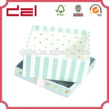paper shoe box karton box