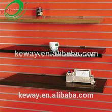 slatwall and mdf shelves