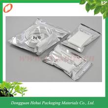 Custom plastic usb cable packaging bag