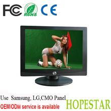 15 inch VGA DVI PC LCD Monitor