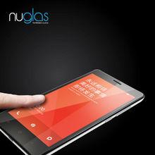 Factory price 9H Anti scratch user friendly 0.33mm tempered glass screen for Xiaomi hongmi Note 2