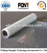 Carpet & Floor Surface Protection Film, Dust Shields