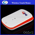 Custom logo super flat 2.4g wireless touch mouse