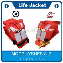 New Design CCS Approved Lightweight Marine Life Jacket