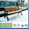 Wood Plastic Panel Waterproof WPC Board Manufacturer Outdoor WPC Bench