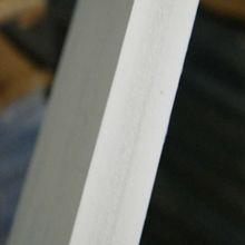 Density from 0.3-0.9 g/cm3 white PVC foam board