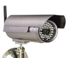 720P HD H.264 waterproof p2p ip camera network surveillance software